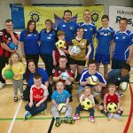 DSActive Football Project Receives Help From Donation