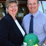 Gillian and Richard Drewitt