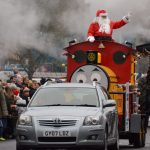 Broadstone Christmas Parade Raises £982