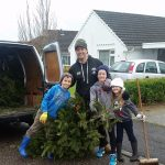 Volunteer For Charity's Tree-Cycling Scheme