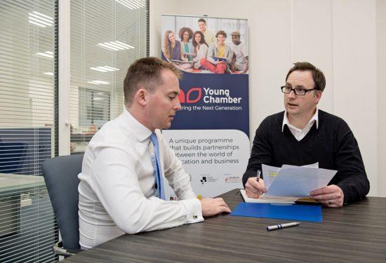 business support Dorset Chamber