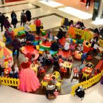 Free Monthly Kids' Club Welcomes Lilly the Ladybird to the Dolphin Shopping Centre