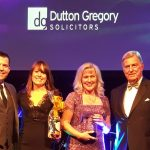 Dutton Gregory Wins Recognition at Dorset Legal Awards