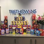 Eggs-actly Right For Chosen Charity
