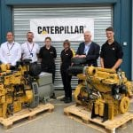 Caterpillar Powers The Next Generation