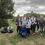 Parkstone law firm raises more than £250 for Forest Holme Hospice via the 'Great Hospice Hike'
