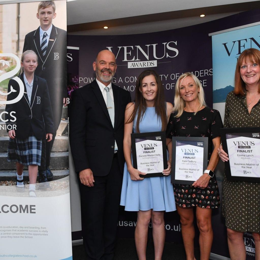 venus award 2018