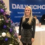 Bournemouth & Poole College apprentice wins Daily Echo Proud to Care Award
