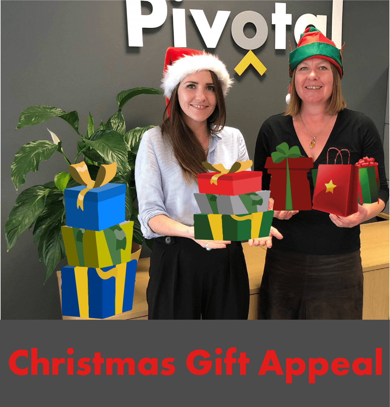 Christmas Gift Appeal: Christmas Gift Appeal For Vulnerable Residents: Calling