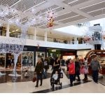 Dolphin Shopping Centre embraces the festive spirit with new Christmas decorations