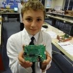 Flowbird Expands Electronics Capabilities at Poole Grammar School