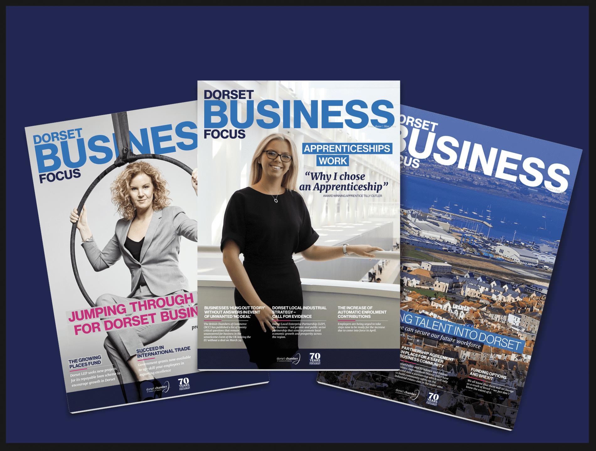 Dorset Business Focus Magazine