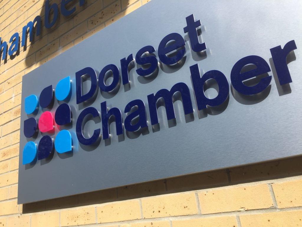 Dorset Chamber rebrand