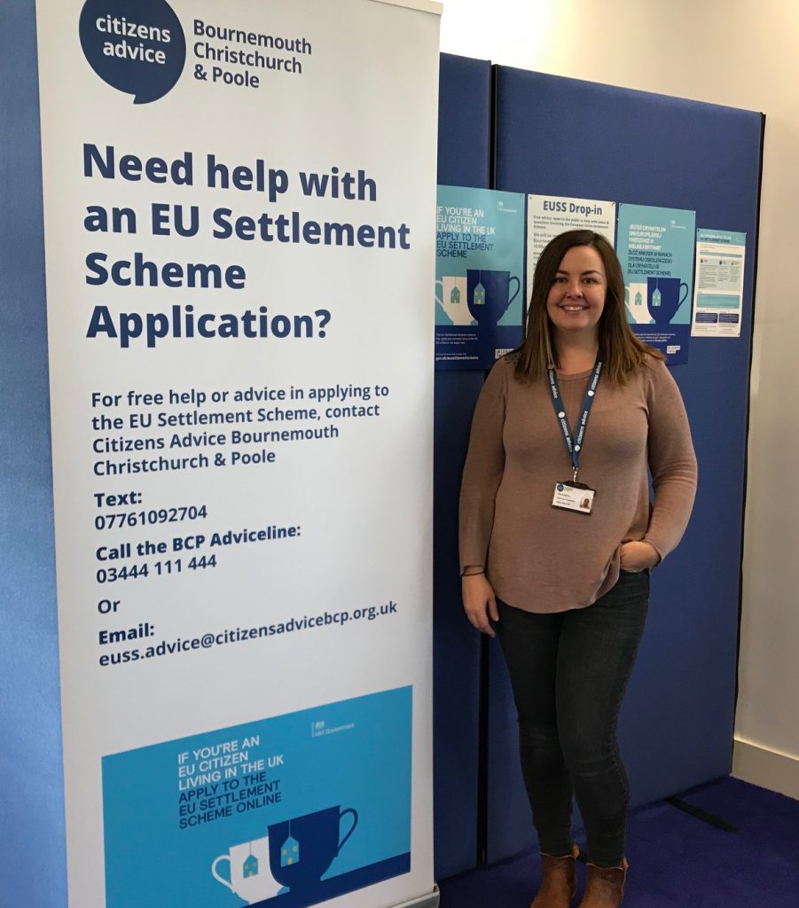 Citizens Advice Help 1500 Residents Apply For EU